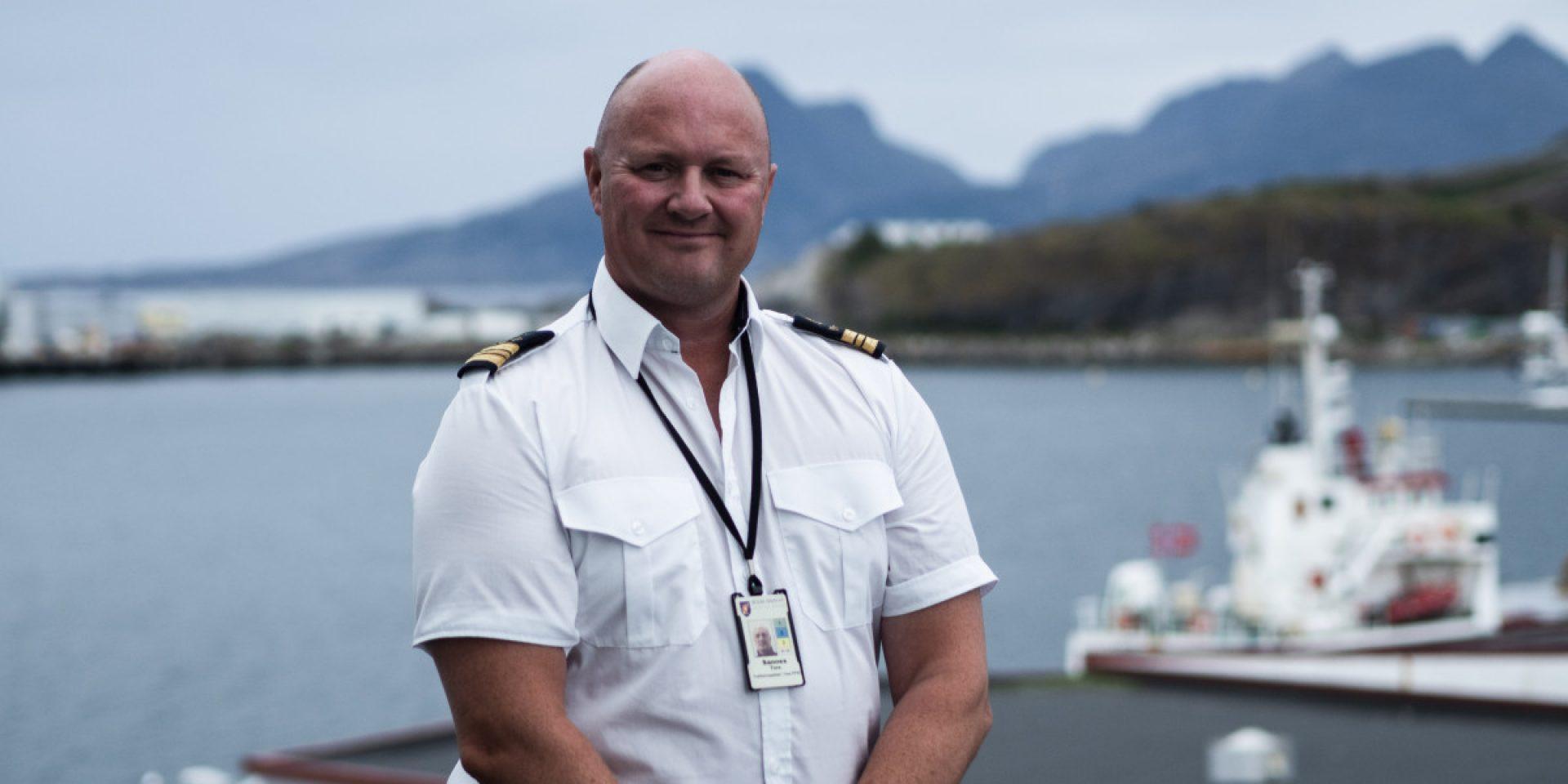 Havneinspektør i havna